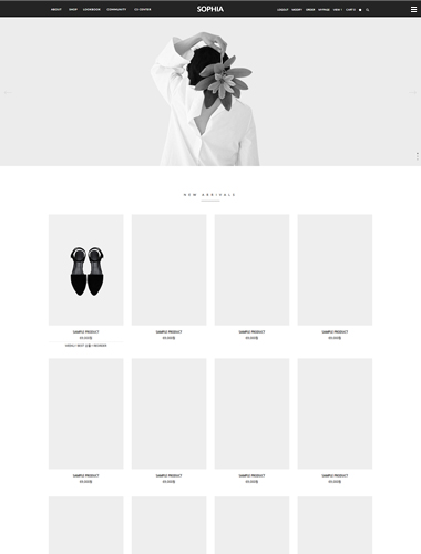 [PC SMART DESIGN] NO.058 MINIMAL&LUXURY (SOPHIA)