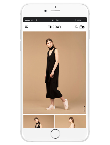 [MOBILE SMART DESIGN] NO. M107  THEDAY